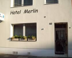 Hotel Merlin Garni