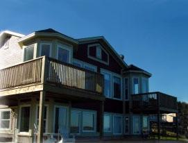 The Beach House Rooms and Suites