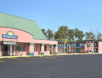 Days Inn Fayetteville/Wade-North of Ft Bragg