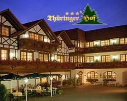 Hotel-Gasthof Thuringer Hof