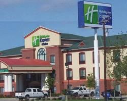 ‪Holiday Inn Express-Burleson‬