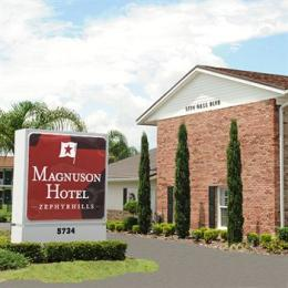 Magnuson Hotel Zephyrhills