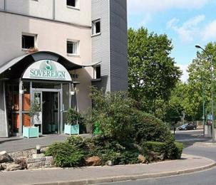 Hotel Sovereign Saint Ouen