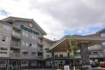 Sandman Hotel & Suites Abbotsford