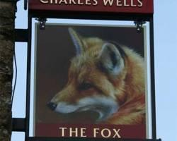 ‪Fox at Farthinghoe‬
