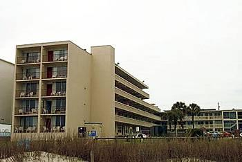Viking Ocean Front Motel