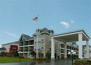 Comfort Suites - Mackinaw City