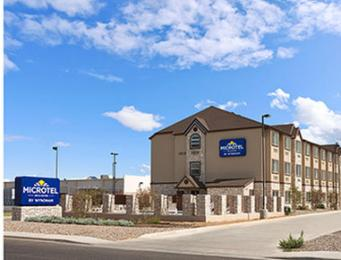 ‪Microtel Inn & Suites by Wyndham Odessa‬