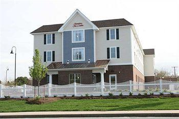 Hampton Inn and Suites Cape Cod - West Yarmouth