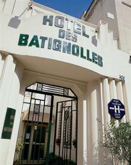 Photo of Hotel des Batignolles Paris