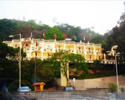 Pousada de Coloane Beach Hotel