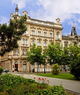 Photo of Palace Hotel Zagreb