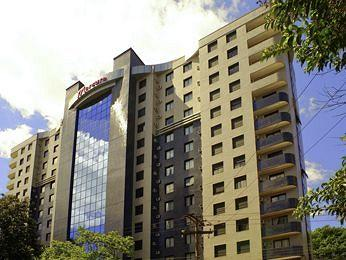 Hotel Mercure Porto Alegre Manhattan