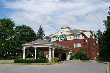 ‪Holiday Inn Express Hotel & Suites Burlington South‬