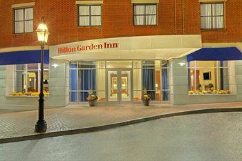 ‪Hilton Garden Inn Portsmouth Downtown‬