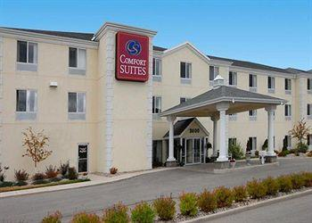 Comfort Suites Escanaba