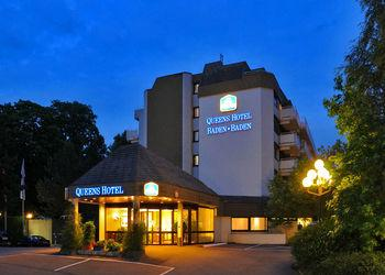 Best Western Queens Hotel Baden-Baden