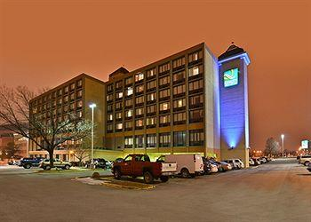 Quality Inn & Suites Event Center