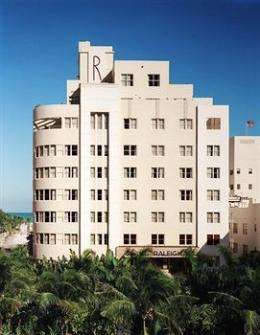 Photo of The Raleigh Hotel Miami Beach