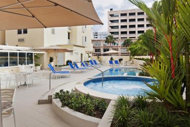 ‪BEST WESTERN PLUS Condado Palm Inn & Suites‬