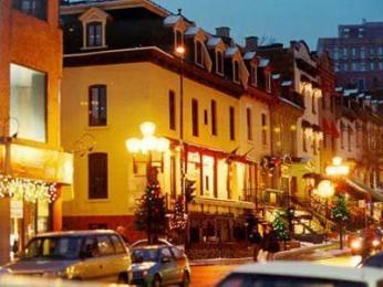 Photo of Hotel du Manoir Saint Denis Montreal