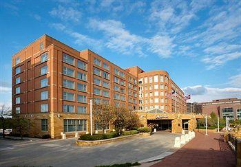 Marriott Kingsgate Conference Hotel at the University of Cincinnati