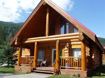 Photo of Kicking Horse River Chalets Golden