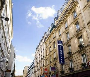 Timhotel Gaite Montparnasse