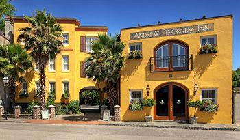 Photo of Andrew Pinckney Inn Charleston