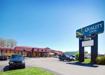 Quality Inn Chattanooga Tennessee
