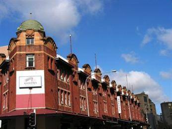 Photo of Aarons Hotel Sydney Central