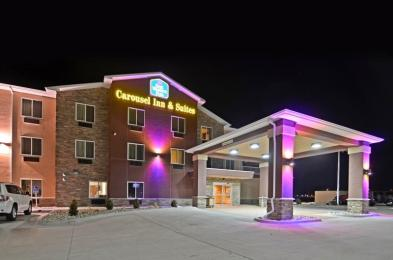 ‪BEST WESTERN PLUS Carousel Inn & Suites‬