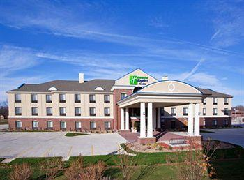 ‪Holiday Inn Express Hotel & Suites East Lansing‬