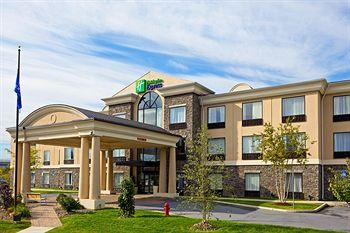 ‪Holiday Inn Express Hotel & Suites Chester - Monroe - Goshen‬
