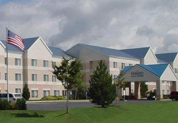Photo of Fairfield Inn & Suites Salt Lake City Airport