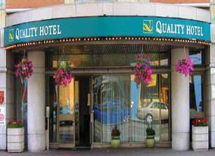 Quality Hotel Downtown Montreal
