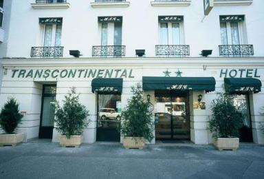 Photo of Abotel Transcontinental Paris