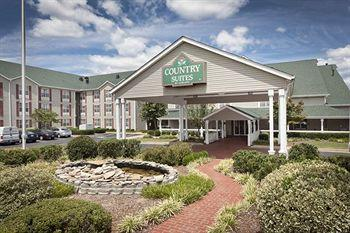 Country Suites by Carlson - Chattanooga at Hamilton Place Mall