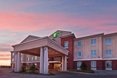 Holiday Inn Express Hotel & Suites Fort Stockton