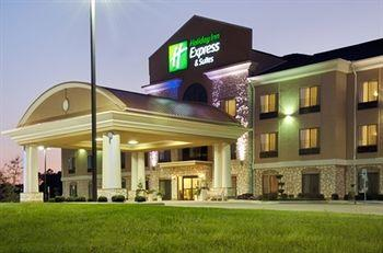 ‪Holiday Inn Express Hotel & Suites Center‬