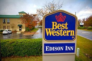 ‪BEST WESTERN Plus Edison Inn‬