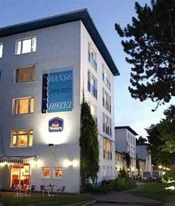 Best Western Hanse Hotel Warnemnde
