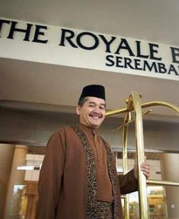 The Royale Bintang Resort & Spa Seremban