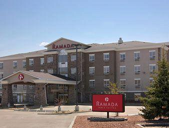 Ramada Inn and Suites Drumheller