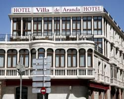 Hotel Villa De Aranda
