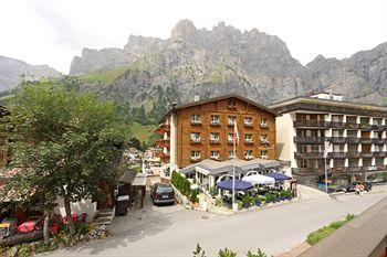 Photo of Grichting & Badnerhof Swiss Q Hotel Leukerbad