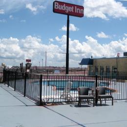 ‪Budget Inn Clinton‬