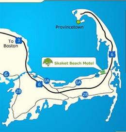 Skaket Beach Motel
