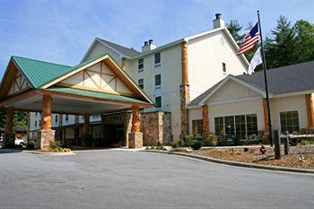 Hampton Inn & Suites Cashiers-Sapphire Valley
