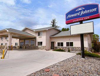 Howard Johnson Express Inn - Cedaredge